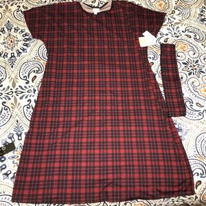 New Lularoe Marly dress 3xl